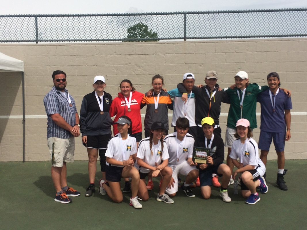 Congratulations to our Tennis Team!