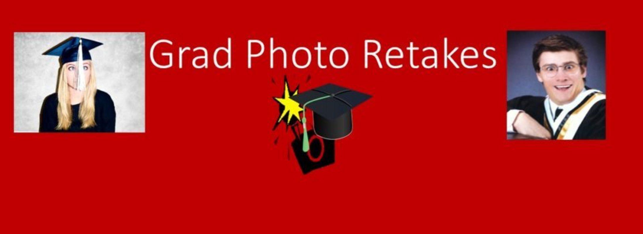 GRAD PHOTO RETAKES