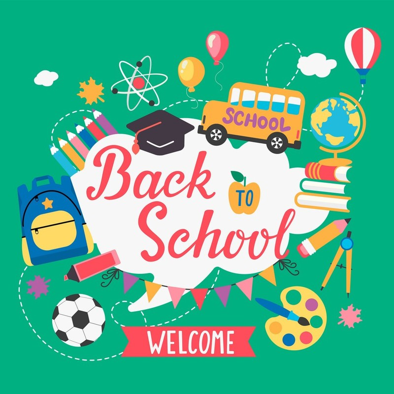 Welcome Back . . . First day September 3rd!