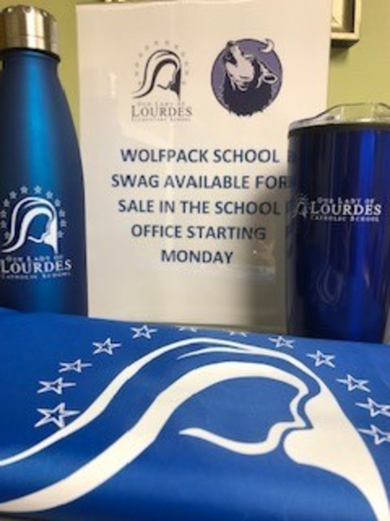 School Swag On Sale Now