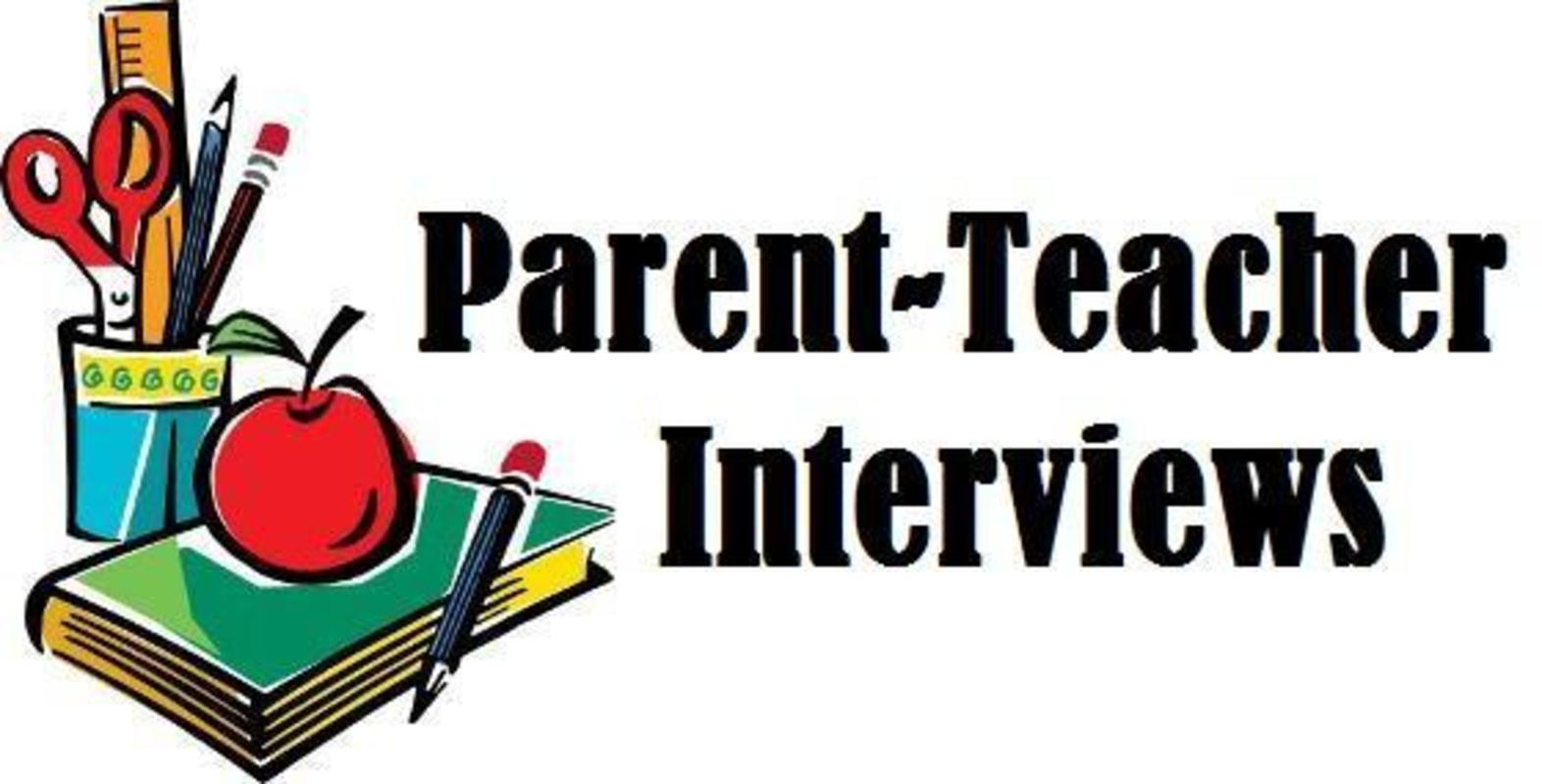 Report Card Interviews - Today
