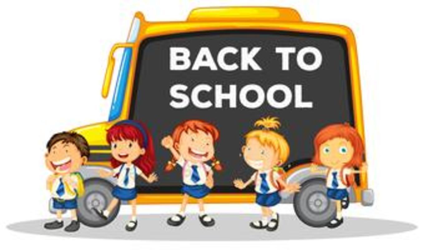 Back to School - September 8