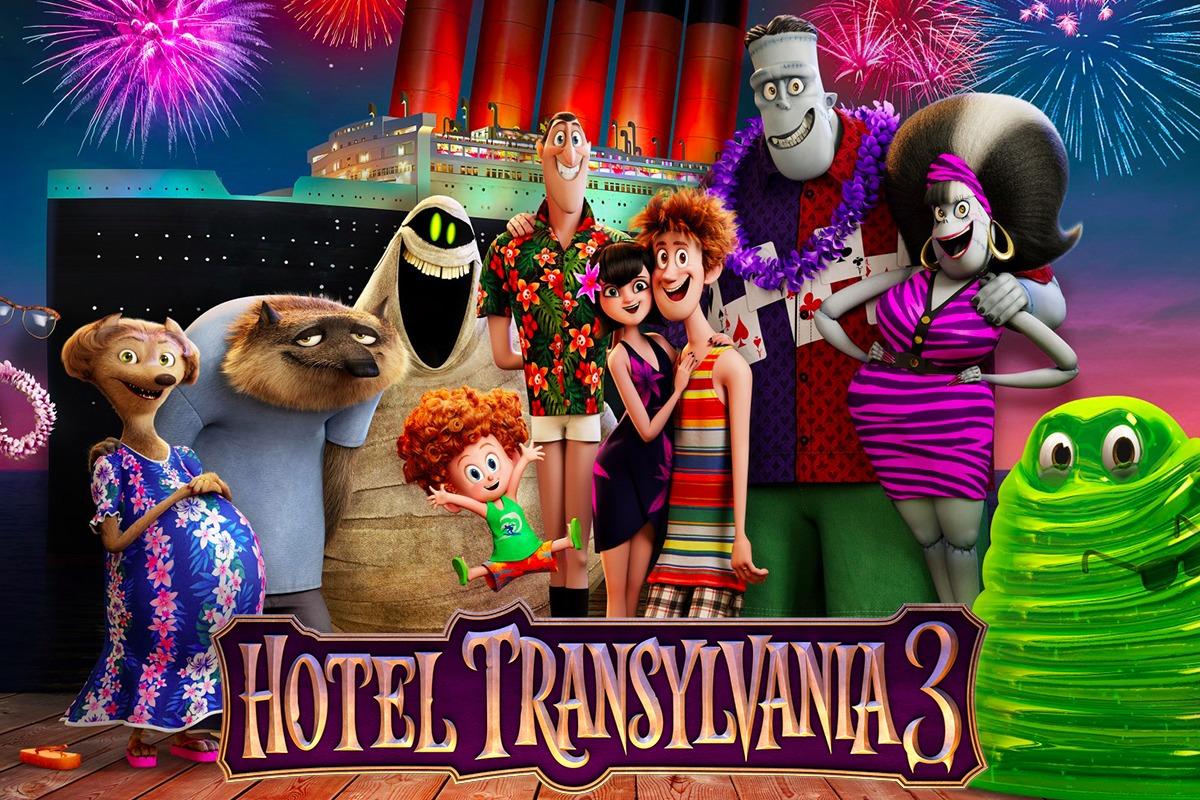 Movie Night: Hotel Transylvania 3