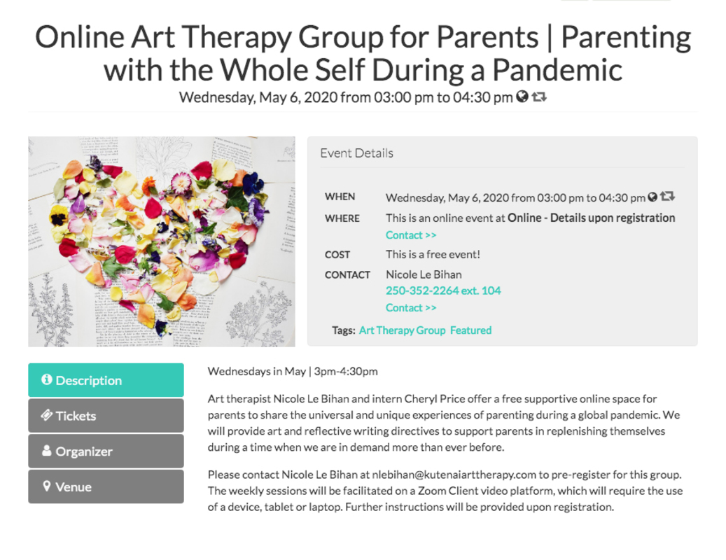 FREE Wednesday course for parents